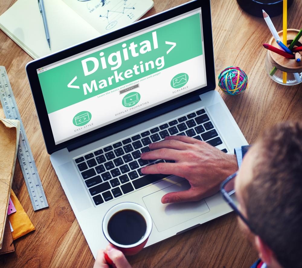 Marketing digital referencement
