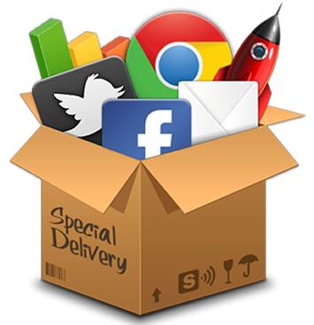 Package web