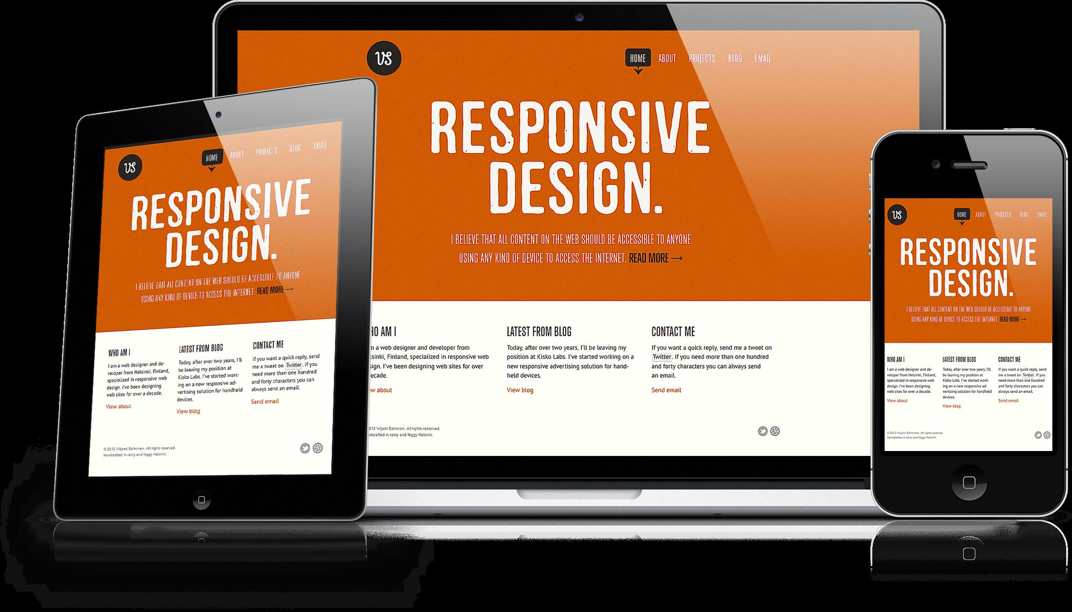 Responsive design référencement