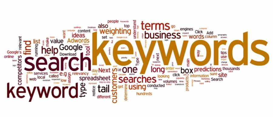 Référencement meta keywords