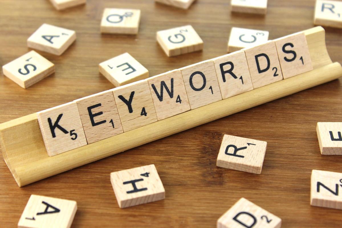 Mots clé et moteur de recherche