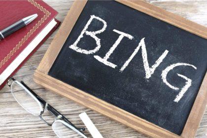 Critères de pertinence Bing