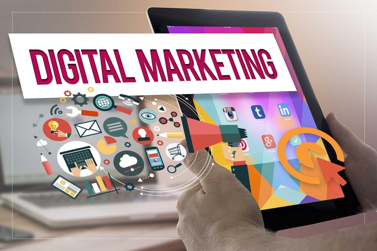 campagne de marketing en ligne